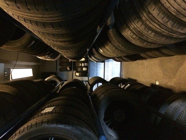 Vente pneu